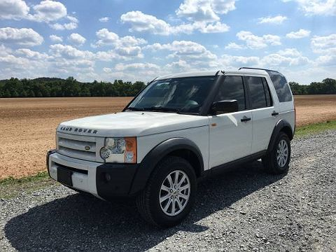 Image of Used 2008 Land Rover LR3 SE