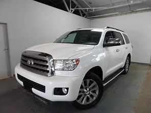 Image of Used 2015 Toyota Sequoia Limited Edition