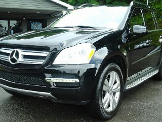 2011 MERCEDES-BENZ GL450 4MATIC