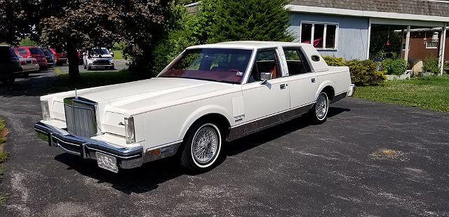 1981 Lincoln Mark Series VI
