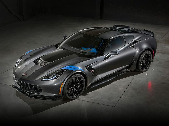 2019 Chevrolet Corvette Grand Sport LT2