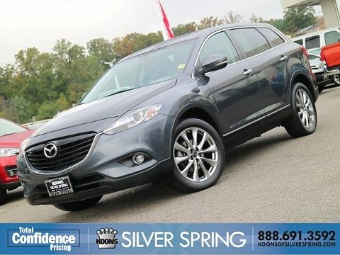 Image of Used 2014 Mazda CX-9 Grand Touring