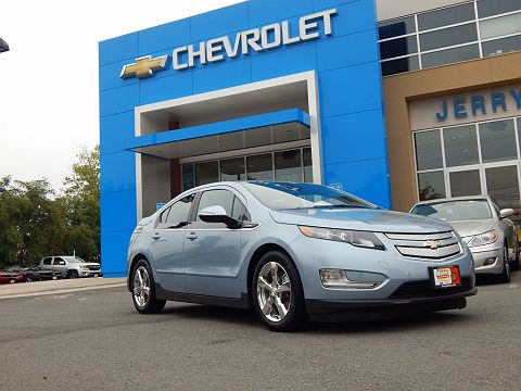 Image of Used 2013 Chevrolet Volt
