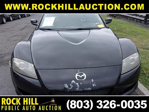 Image of Used 2004 Mazda RX-8