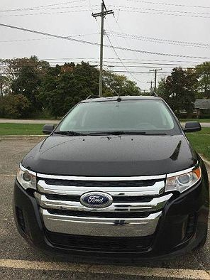 Image of Used 2013 Ford Edge SE