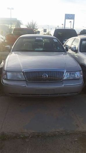 Image of Used 2005 Mercury Grand Marquis LS