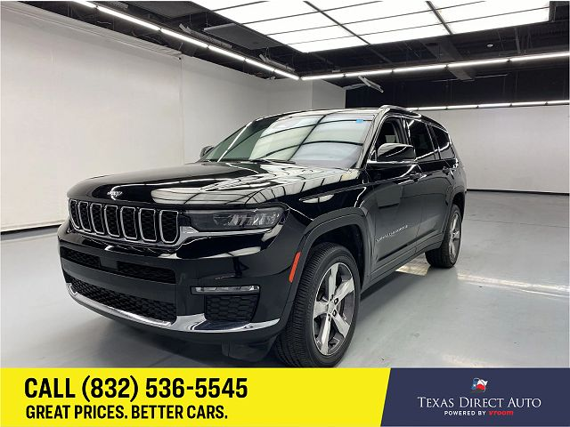 2021 Jeep Grand Cherokee Limited Edition