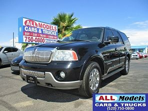 Image of Used 2004 Lincoln Navigator / Navigator L Luxury