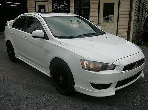 Image of Used 2009 Mitsubishi Lancer GTS
