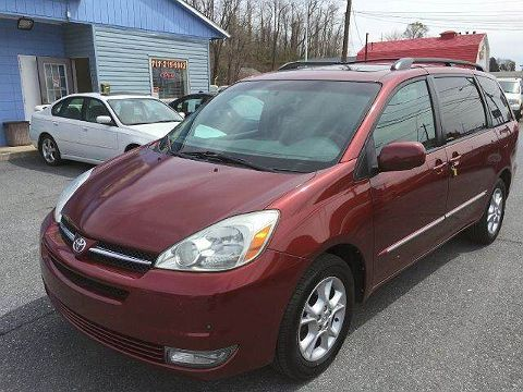 Image of Used 2004 Toyota Sienna XLE Limited