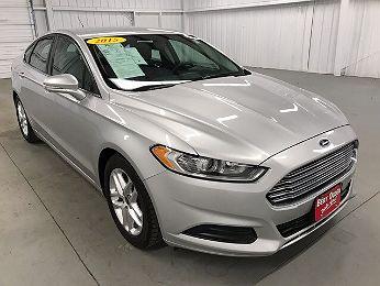 2015 Ford Fusion SE en venta en Edinburg, TX Image
