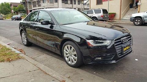 Image of Used 2013 Audi A4 Premium