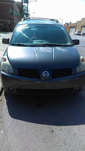 Image of Used 2005 Nissan Quest S