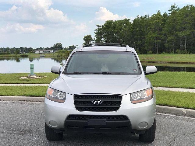 2007 Hyundai Santa Fe GLS