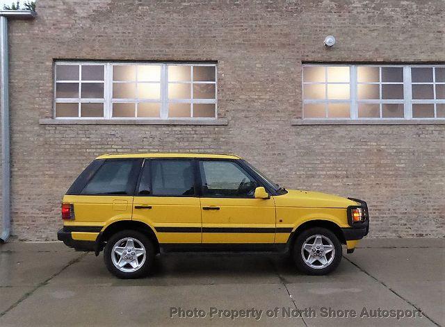 1997 Land Rover Range Rover HSE