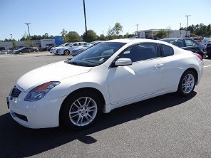 Image of Used 2008 Nissan Altima SE