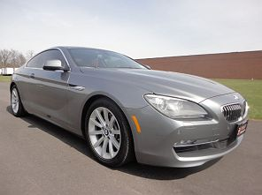 Image of Used 2014 BMW 6-series 640i xDrive