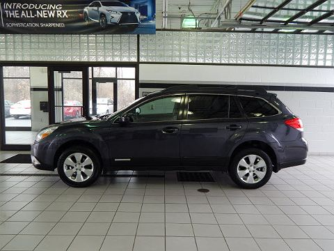 Image of Used 2010 Subaru Outback 2.5i Limited