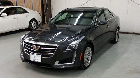 Image of Used 2015 Cadillac CTS Luxury