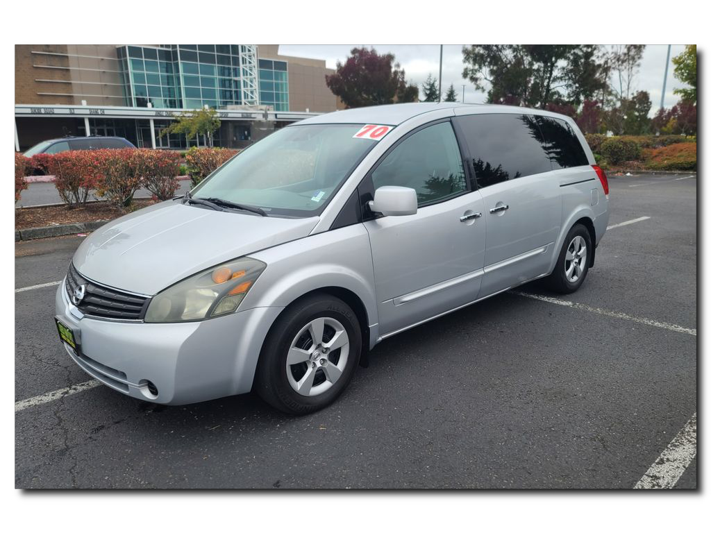2007 Nissan Quest Portland OR