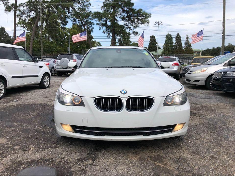 2009 BMW 5 Series Tampa FL