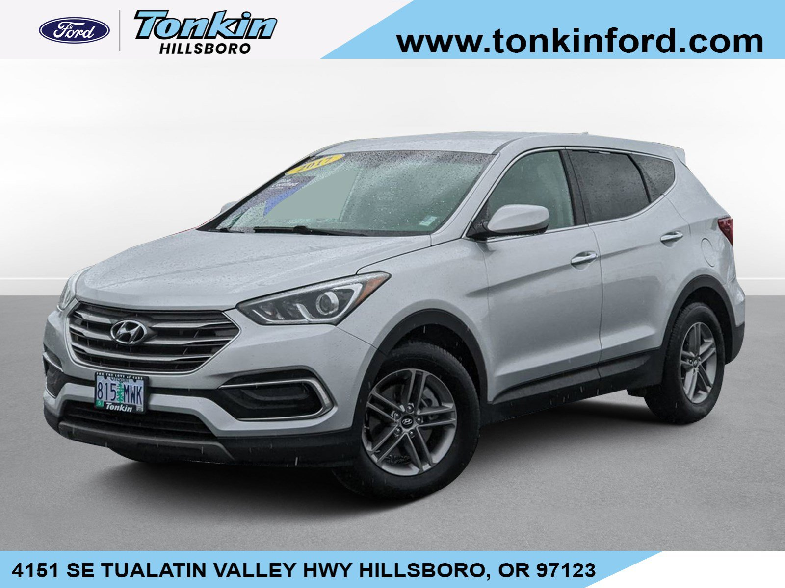 2017 Hyundai Santa Fe photo