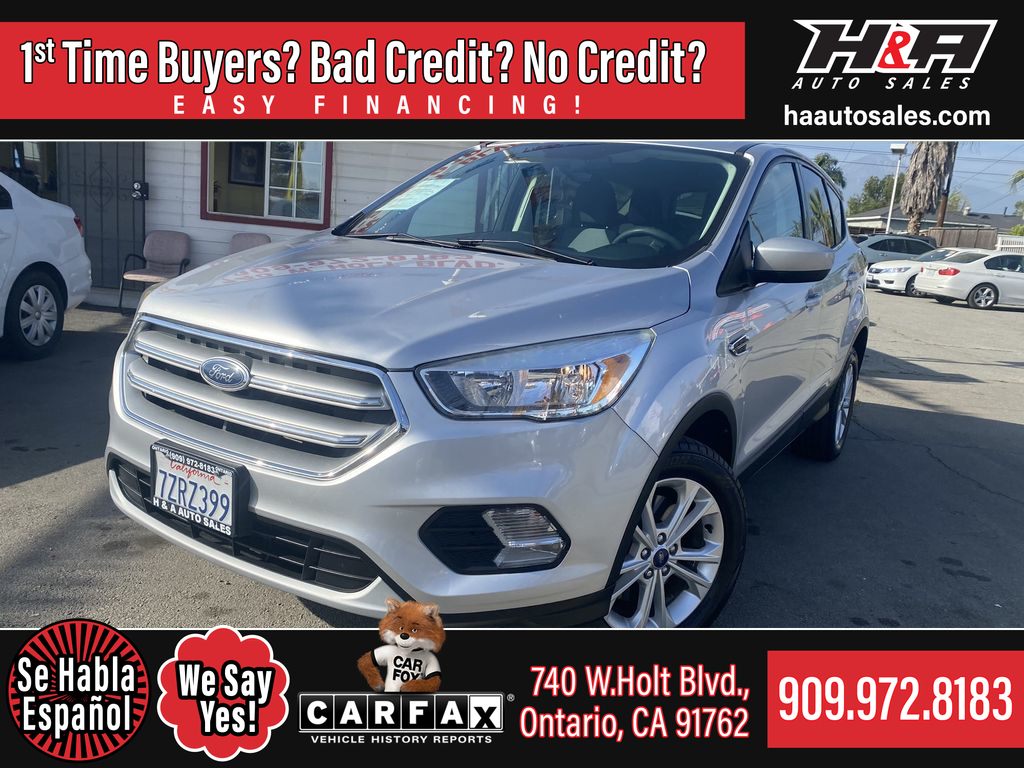 2017 Ford Escape Ontario CA