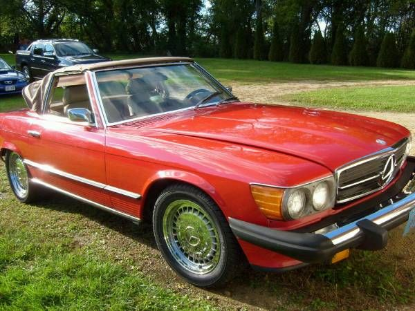 1974 MERCEDES-BENZ 450 SL