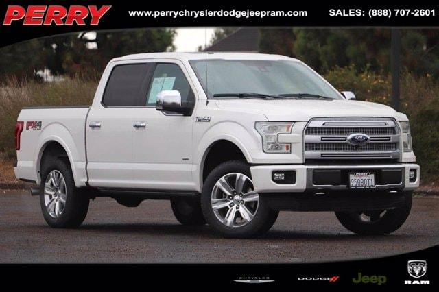 2015 Ford F-150 photo