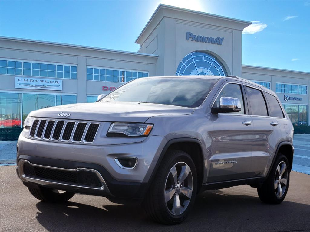 2015 Jeep Grand Cherokee photo