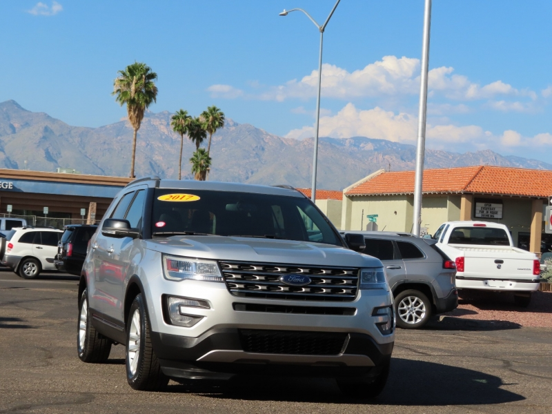 2017 Ford Explorer Tucson AZ