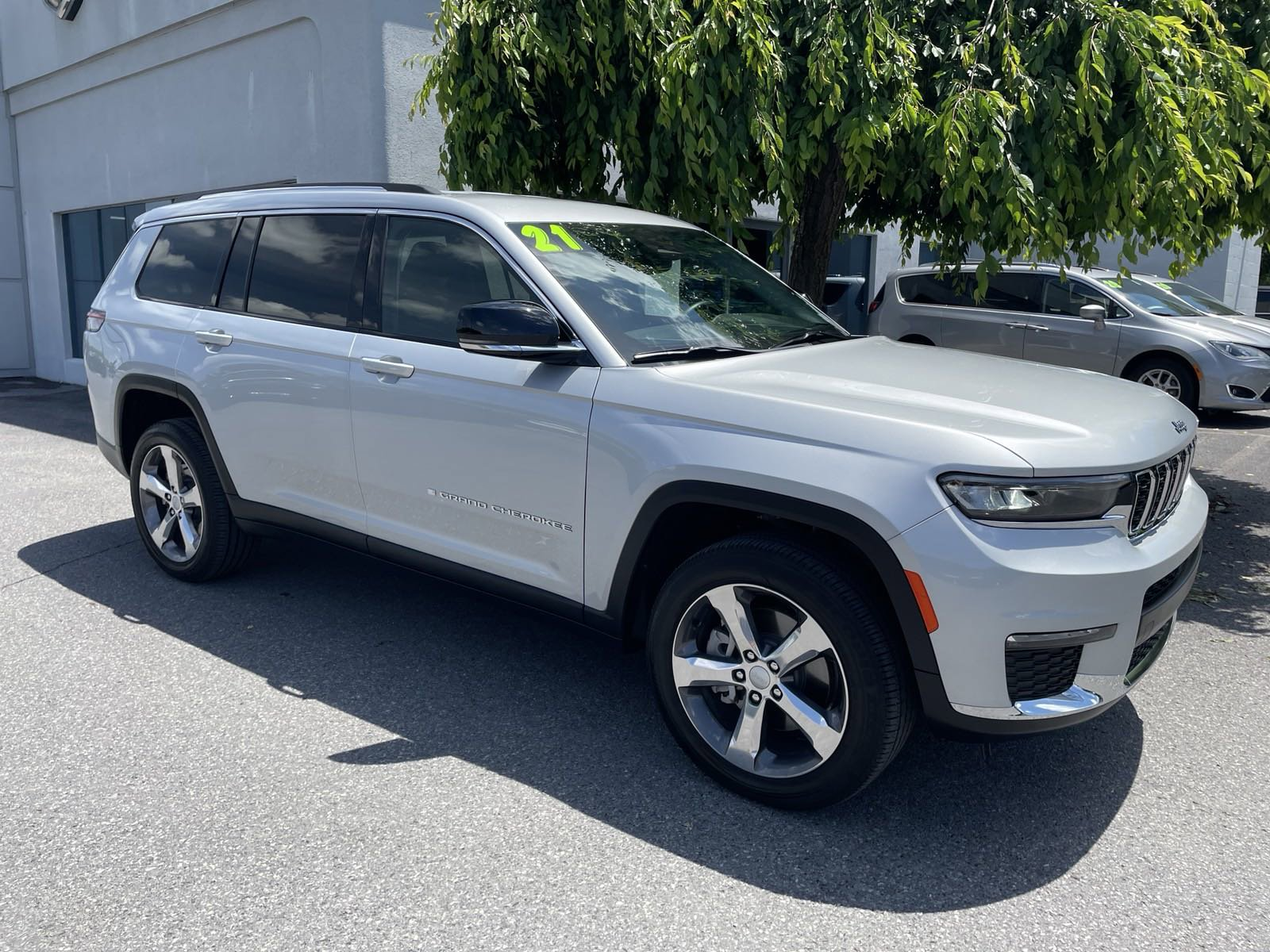 2021 Jeep Grand Cherokee State College PA