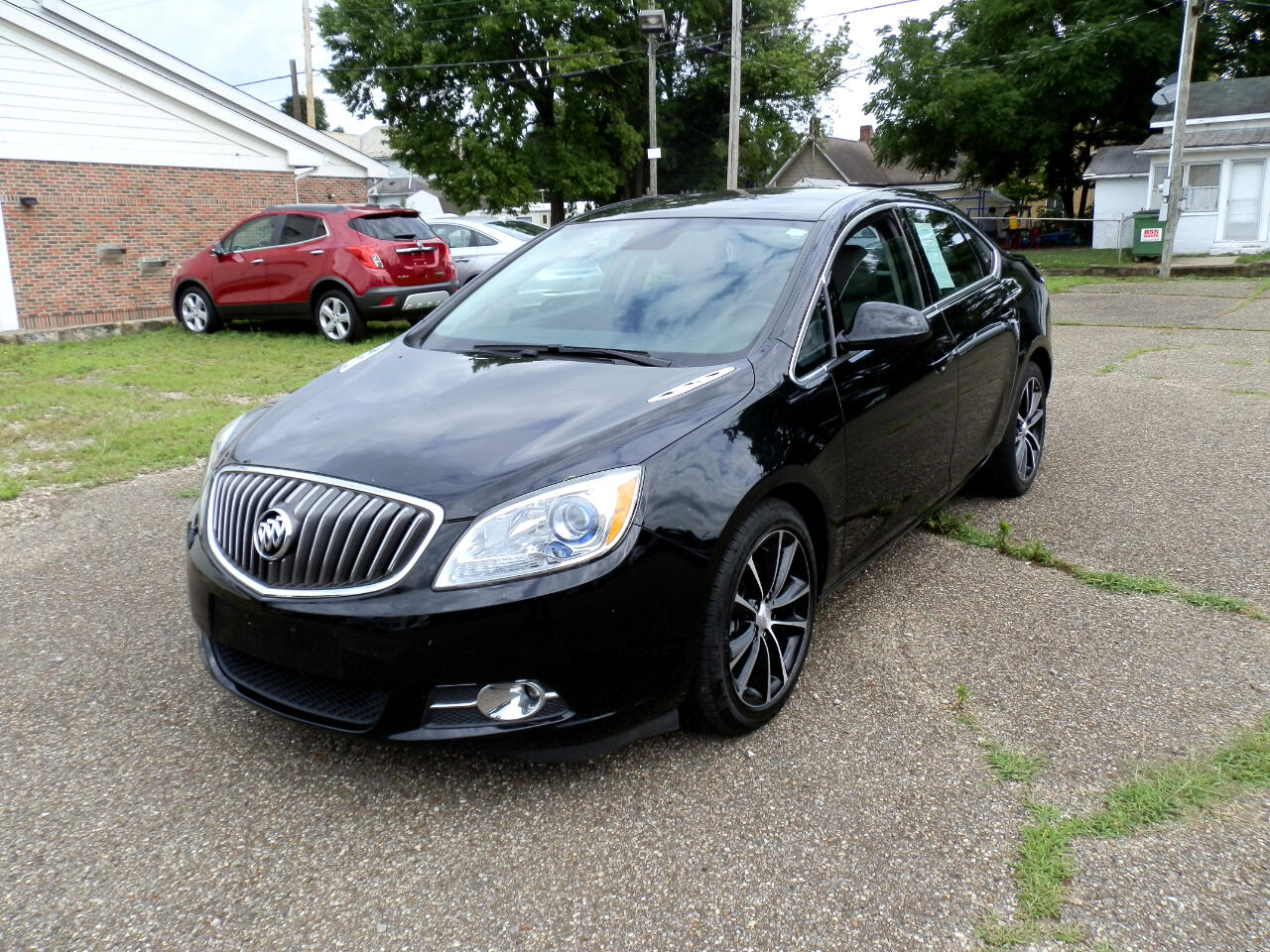 2017 Buick Verano photo