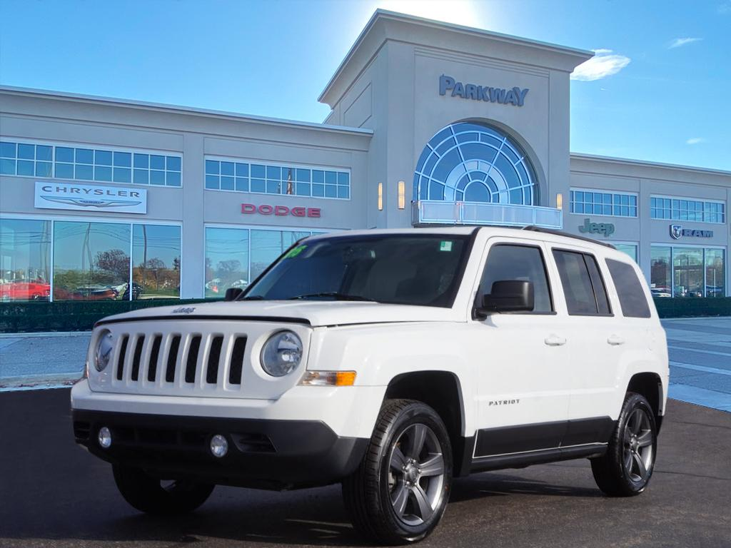 2015 Jeep Patriot photo