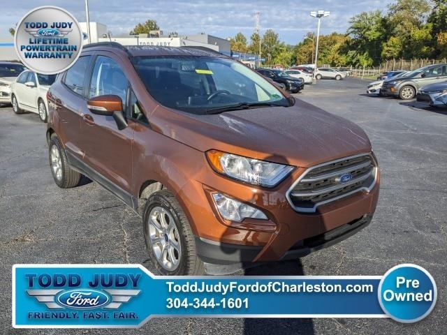 2020 Ford EcoSport Charleston WV