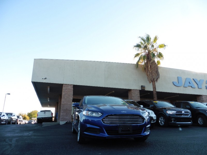 2016 Ford Fusion Tucson AZ