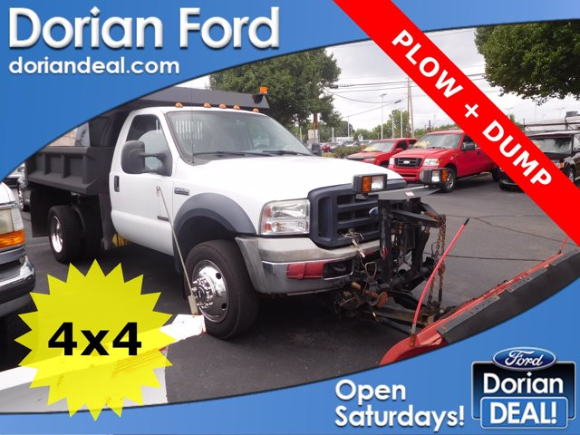 2007 Ford F-550 photo