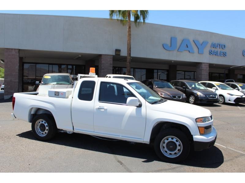 2012 Chevrolet Colorado Tucson AZ