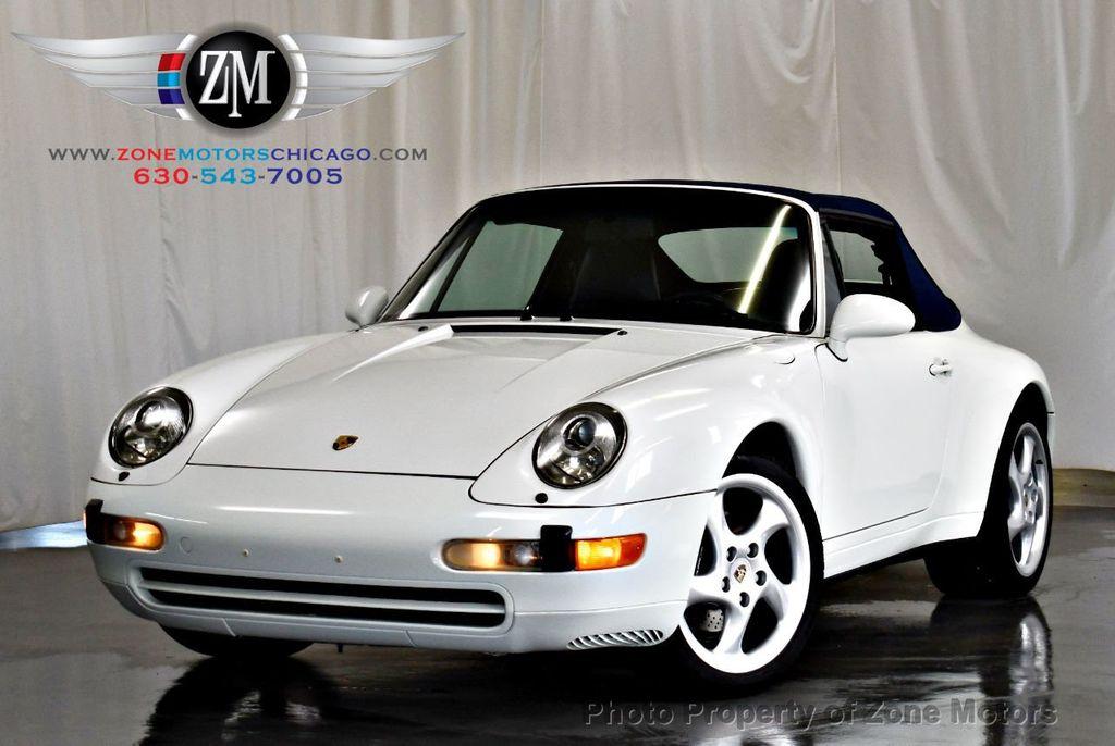 1995 Porsche 911 photo