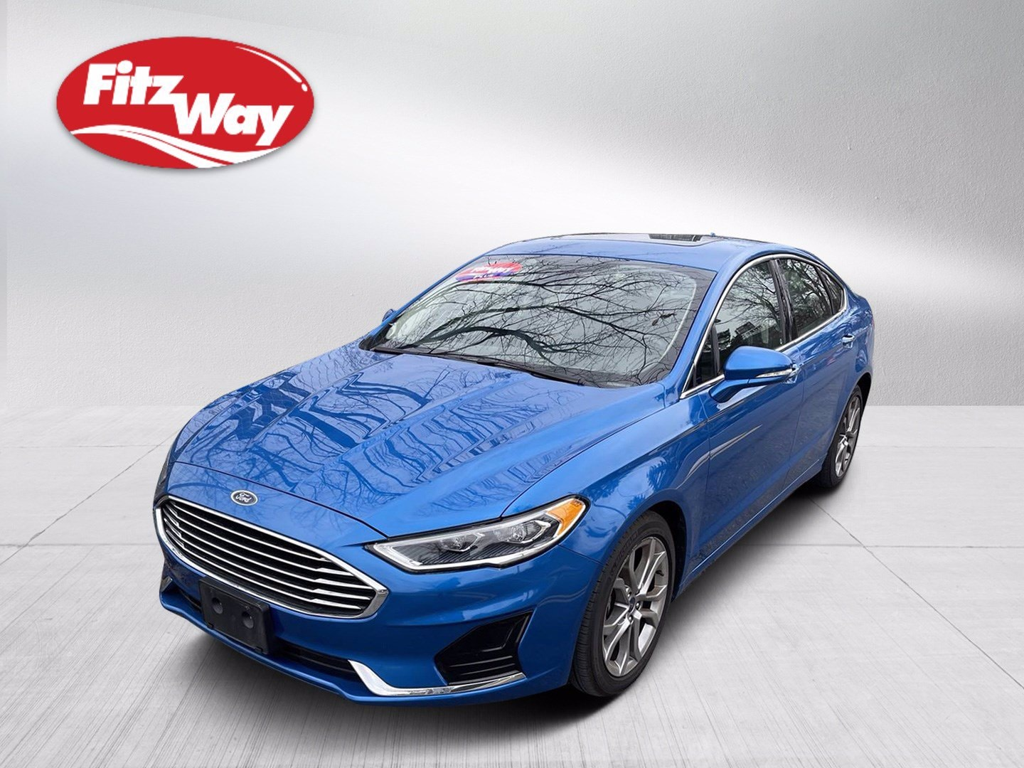 2019 Ford Fusion Frederick MD