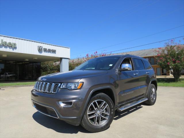 2017 Jeep Grand Cherokee Greenville MS
