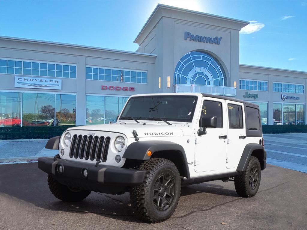 2016 Jeep Wrangler photo