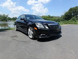 2011 MERCEDES-BENZ E550 4MATIC