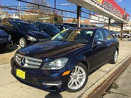 2012 MERCEDES-BENZ C300 SPORT 4MATIC
